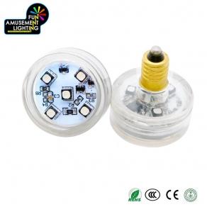 L-08D Pre-programmed RGB 1-16 LED Bulb